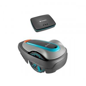GARDENA smart SILENO city 250 - Maairobot incl. Gateway